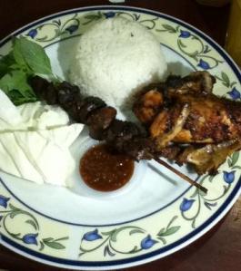 Ayam Bakar Gantari