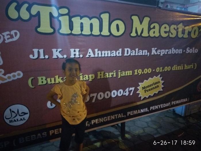 timlo maestro