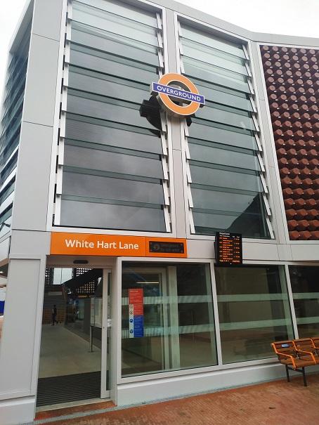 15 white hart lane station